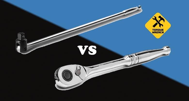 breaker bar vs torque wrench