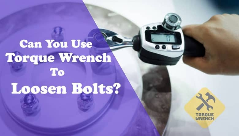 how to loosen lug nuts with torque wrench