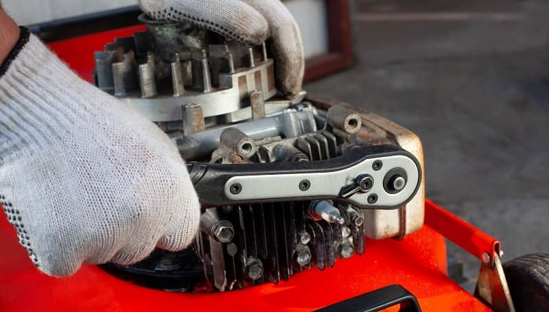 torque wrench for engine rebuild